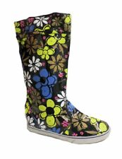 DVS Women's Flower Power Boot US 7 Multi/Black NOB NWD