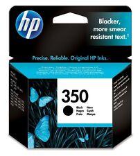 Cartuccia inchiostro nero ORIGINALE HP 350 (CB335EE) per DeskJet D4300