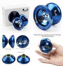 Unresponsive YOYO, Magicyoyo P.LOTOR Newest Design V1 Polished Alloy Blue