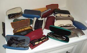 Glasses Cases And Glasses Job lot.
