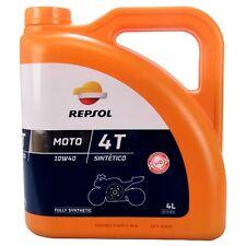 Repsol Moto Sintético 4T 10W-40 4 LITRI
