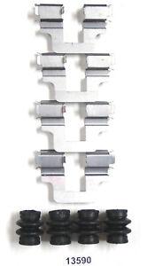 Disc Brake Hardware Kit-3.2 Rear Better Brake 13590K