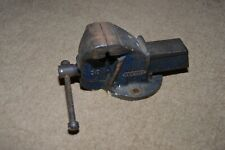 Vintage RECORD 00 small bench vice engineering metalwork