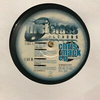 "Chris Mack EP 12"" UK Garage Vinyl Volume 3 Set It Off 1999 Cant Get Enough"