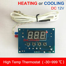 High Temperature  K-Thermocouple Digital LED Temp Controller  Switch Module