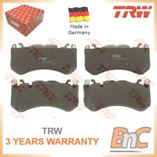 FRONT DISC BRAKE PAD SET MERCEDES-BENZ TRW OEM A0084201020 GDB1734 HEAVY DUTY