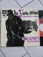 HERB ALPERT'S TIJUANA BRASS - FRENCH EP 1702 - EX