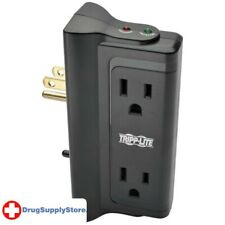 PE Protect It!(R) Surge Protector with 4 Side-Mounted Outlets
