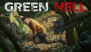 Green Hell Steam Game Key (PC)  - Region Free/Worldwide -