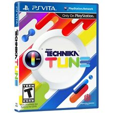 DJ Max Technika Tune [T] (PS Vita) Brand New Factory Sealed