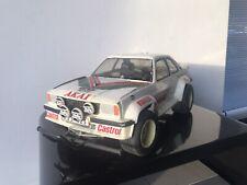 Opel Ascona 400 Rally Tamiya Rarität 1:10