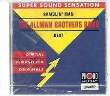 Allman Brothers Band Ramblin' Man (Best of) Zounds CD Neu OVP Sealed OOP Rar