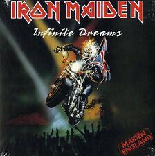 """IRON MAIDEN INFINITE DREAMS VINILE 7"""" NUOVO E SIGILLATO"""