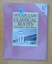 Vocabulary From Classical Roots C
