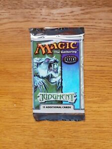 MTG Judgment Booster Pack Sealed English