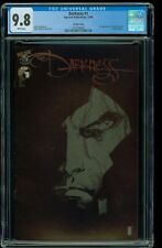 The Darkness #1 CGC 9.8 Variant Black Cover 12/96 25th Marc Silvestri Top Cow
