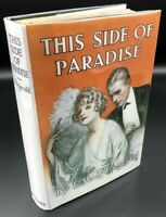 This Side of Paradise ~ F. Scott Fitzgerald ~ True First 1st/1st Edition FACS DJ