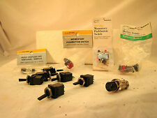 Brand New Electrical Switches - different types - never used - lot 4