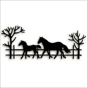 Metal Cutting Dies Country Life Horse Embossing Die Stencil DIY Template Making