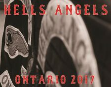 Ontario Hells Angels Official Calendar 2017