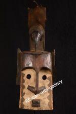 96  Alte Maske der Dogon Mali Afrika