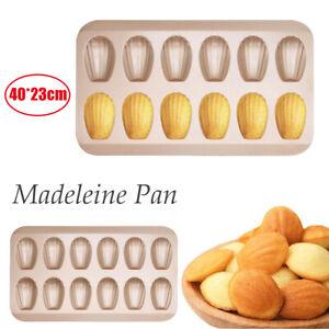 Cake Pan Tray/Tin/Mold Madeleine Nonstic Cookie Pans Baking Tray Mini Cake Mold
