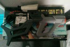 Official Sega Mega Drive Menacer Light Gun
