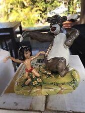 Disney Showcase Royal Doulton Jungle Book The Bear Necessities