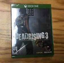 Dead Rising 3 -- Day One Edition (Microsoft Xbox One, 2013) Brand New; Sealed