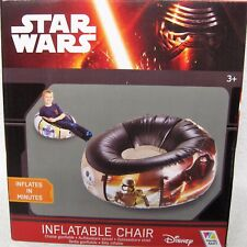 Worlds Apart Disney Star Wars Inflatable Chair Fast Inflate 65 x 35cm