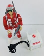 "Gi Joe LIFELINE V1 Series 5 1986 Hasbro ARAH 3.75"" Complete Vintage Toy Weapons"