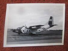 PHOTO AVION AIRCRAFT LOCKHEED HERCULES US COAST GUARD USCG 4357 NAPLES
