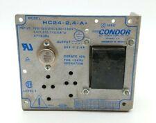 Condor HC24-2.4-A+ Linear Power Supply