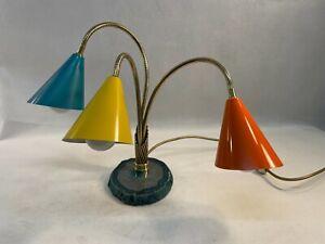 Tischlampe Mid Century Tütenlampe Stilnovo ÄRA  SCHÖN