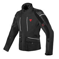 Dainese D-Cyclone Gore-Tex GTX Jacket Black Waterproof Motorcycle Jacket NEW