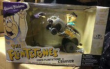 FLINTSTONES : FRED FLINTSTONE IN CRUISER BOX SET, Boxed, 2006, Mcfarlane Toys,