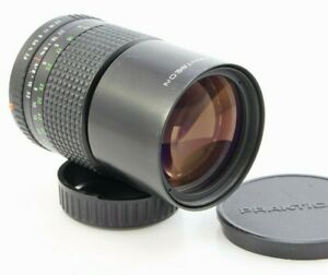 Pentacon MC 135mm f2.8 telephoto lens, Praktica PB mount - adapt to digital