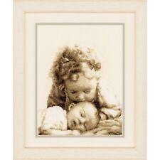 VERVACO  0145087  Bonjour mon petit ange  Point de croix compté
