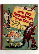 UNCLE MAC'S CHILDREN'S HOUR STORY BOOK / V.GOOD / UNCLIPPED / CIRCA LATE 40'S.