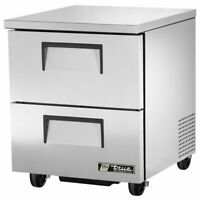 True Manufacturing Co., Inc., TUC-27D-2-HC, Undercounter Refrigeration  (New)