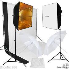 Studio Backdrop Kit Light Lighting Photography Studio New Design Softbox Stand