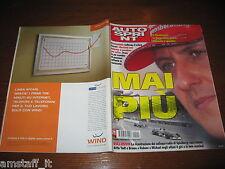 AUTOSPRINT 2002/21=MICHAEL SCHUMACHER=BRIATORE=PUBBLICITA' WIND INFOSTRADA