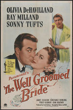 The Well Groomed Bride 1946 DVD Olivia de Havilland, Ray Milland, Sonny Tufts