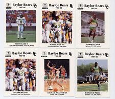 Darnell Chase 1987 Baylor University Bears Hillcrest