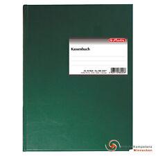 Herlitz Kassenbuch A4 Einnahme Ausgaben 16 Spalten 96 Blatt 0882407