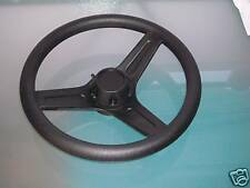 "NEW Boat Marine Steering Wheel  13""  3 Split Spoke For 3/4"" Tapered Key Shaft"