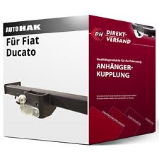 Für Fiat Ducato Typ 244 (Auto Hak) Anhängerkupplung starr neu