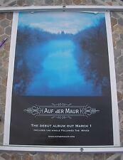MELISSA AUF DER MAUR  promo poster 27 x 19 2004 Smashing Pumpkins Hole
