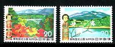 JAPÓN 1972 1055/56 2v.