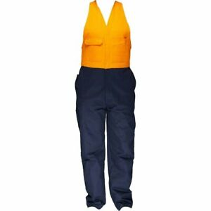 Prime Mover Mw311 Regular Weight Action Back Overalls